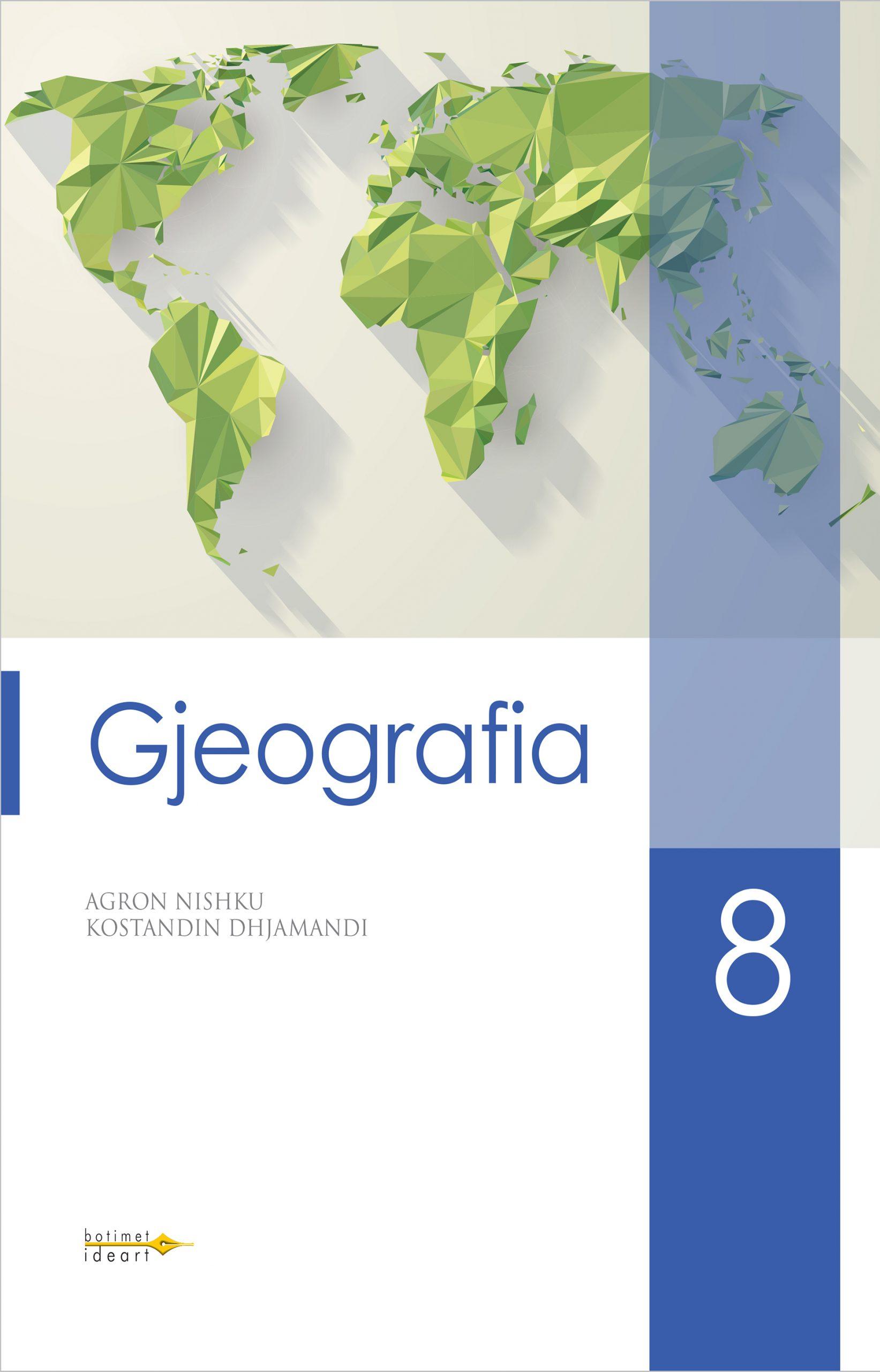 Gjeografia 8