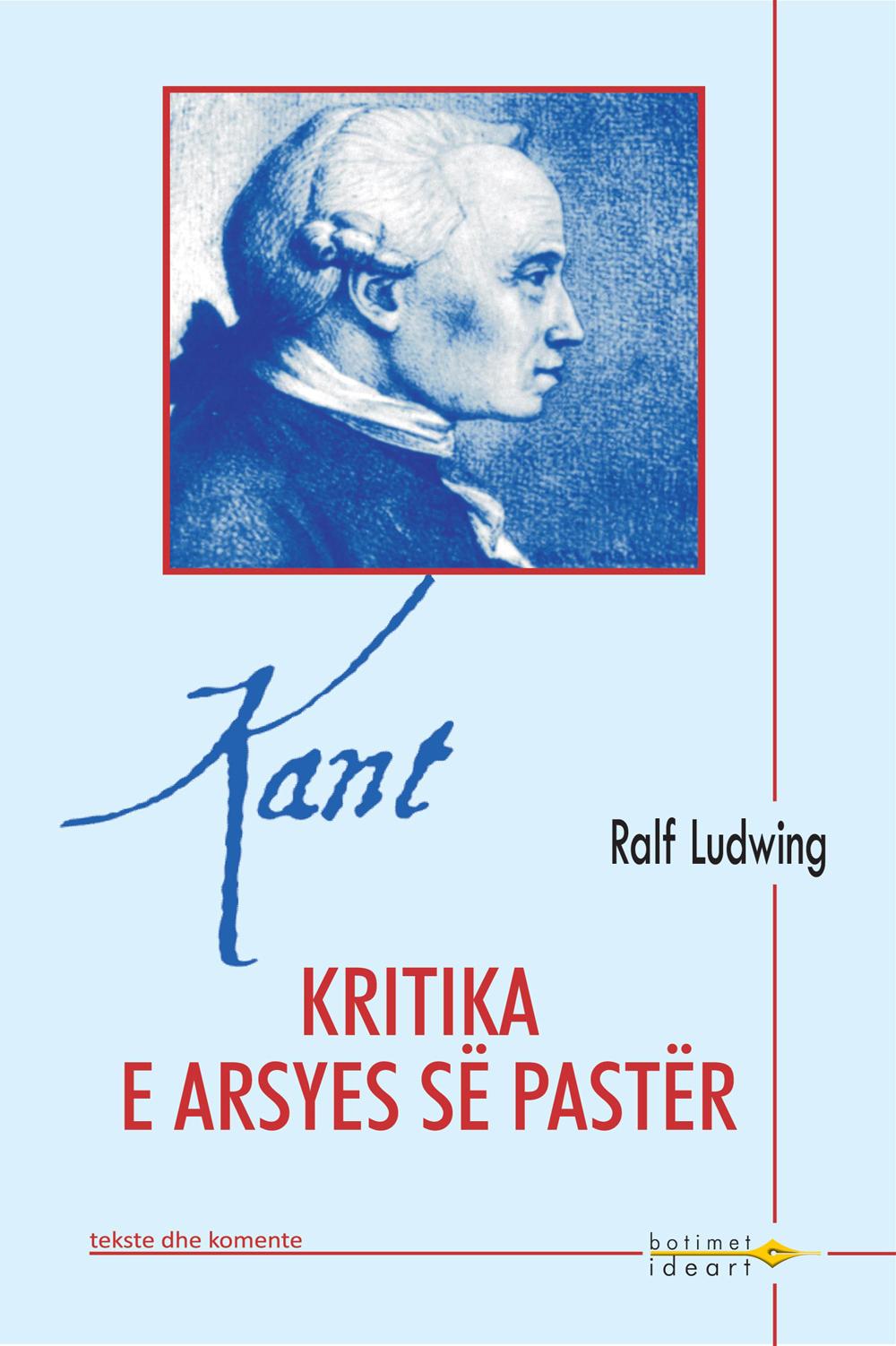 Kant - kritika e arsyes së pastër