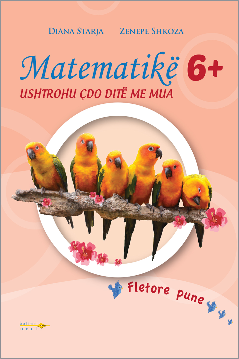 Fletore Pune<br>Matematika 6+