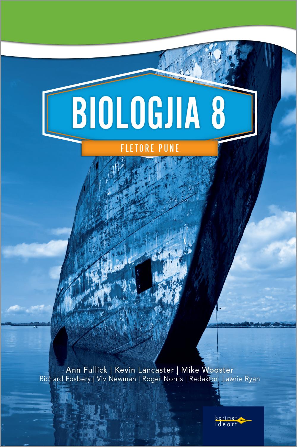 Fletore Pune<br>Biologjia 8