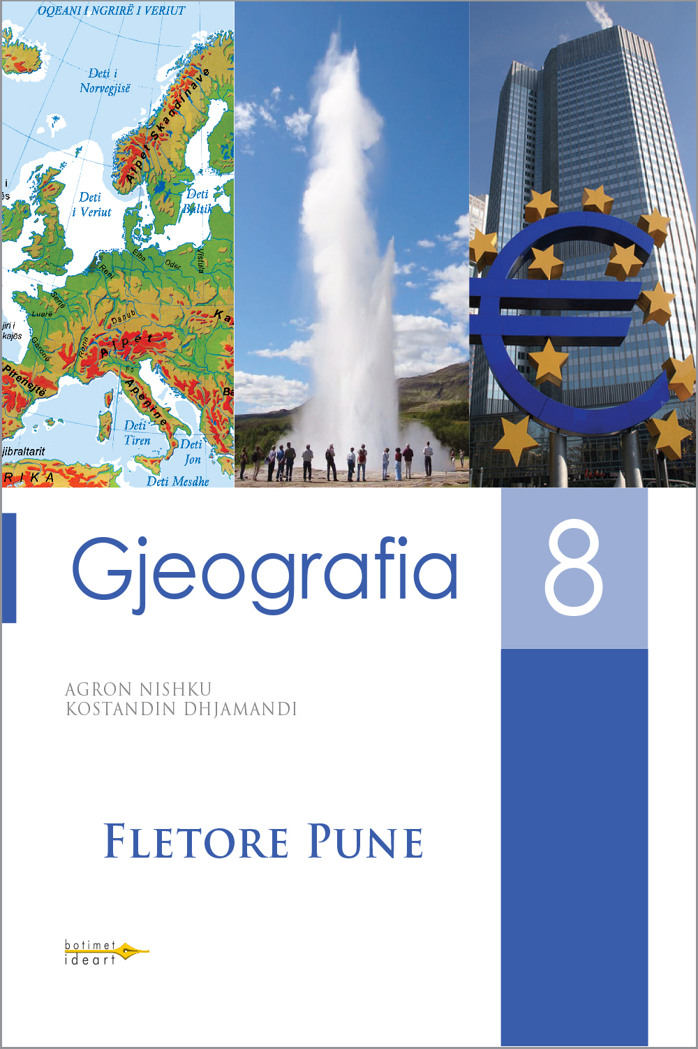 Fletore Pune<br>Gjeografia 8