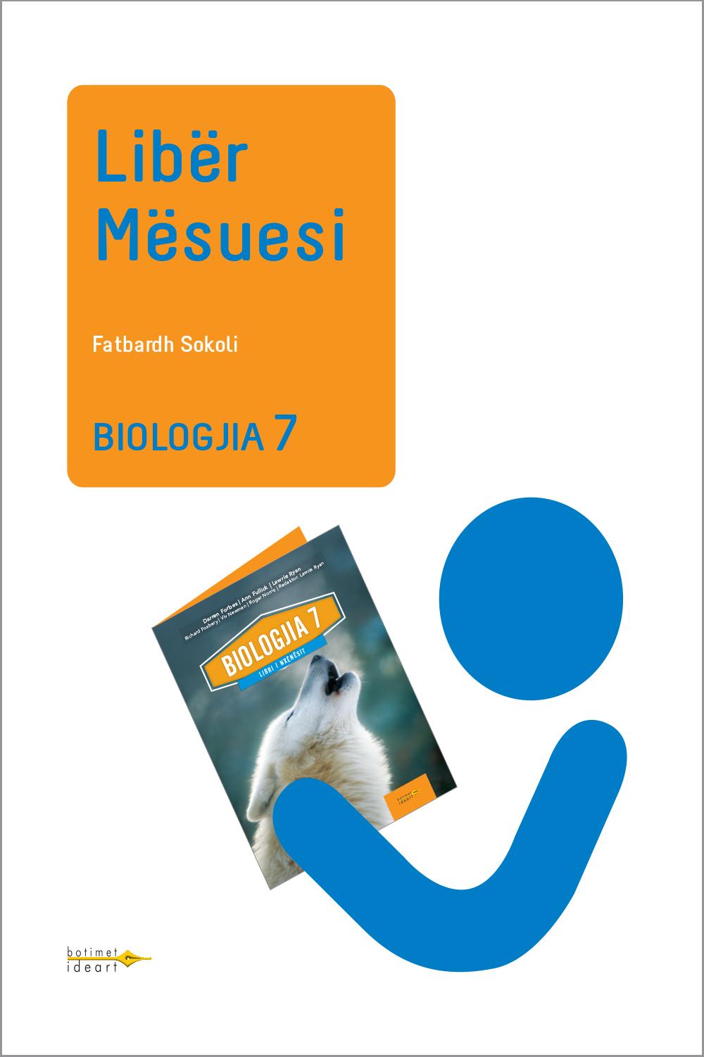 Biologjia 7<br>Libër Mësuesi