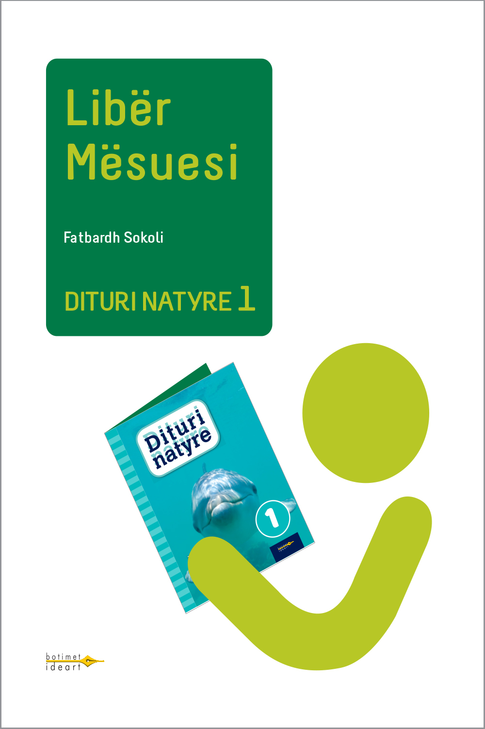 Dituri Natyre 1<br>Libër Mësuesi