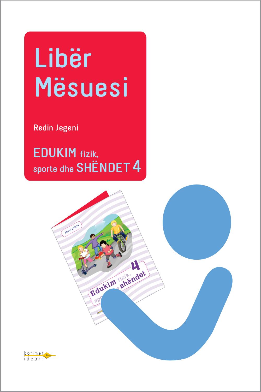 Edukim fizik, sporte dhe shëndet 4<br>Libër Mësuesi