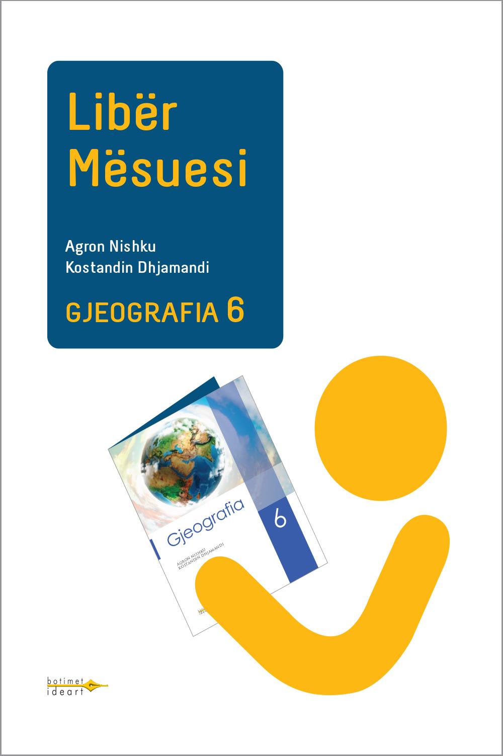 Gjeografia 6 Libër Mësuesi