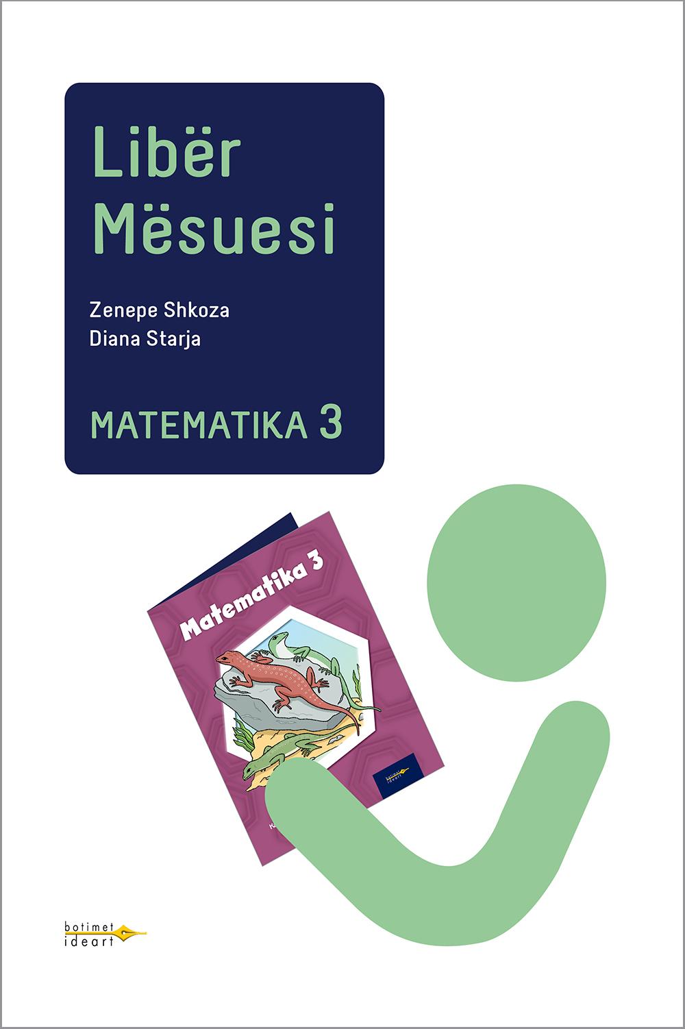 Matematika 3<br>Libër Mësuesi