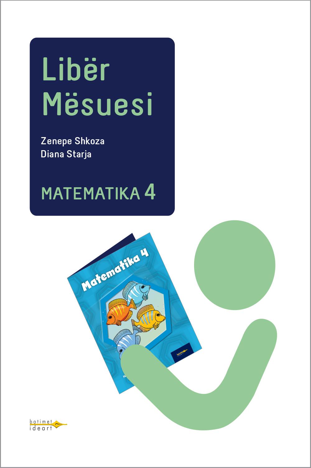 Matematika 4<br>Libër Mësuesi