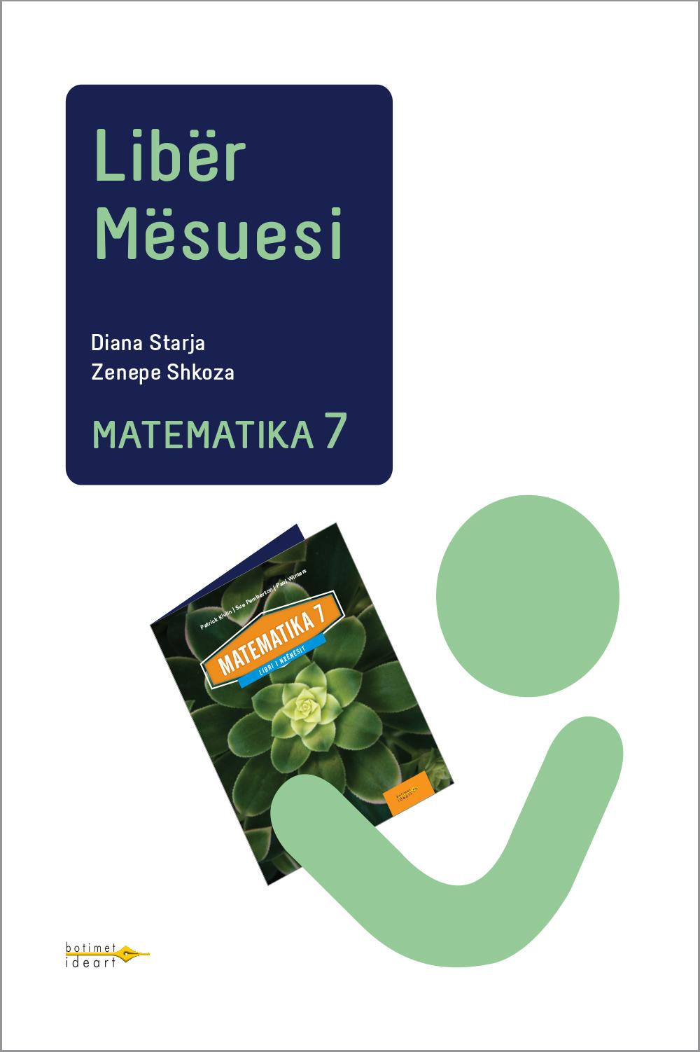 Matematika 7<br>Libër Mësuesi
