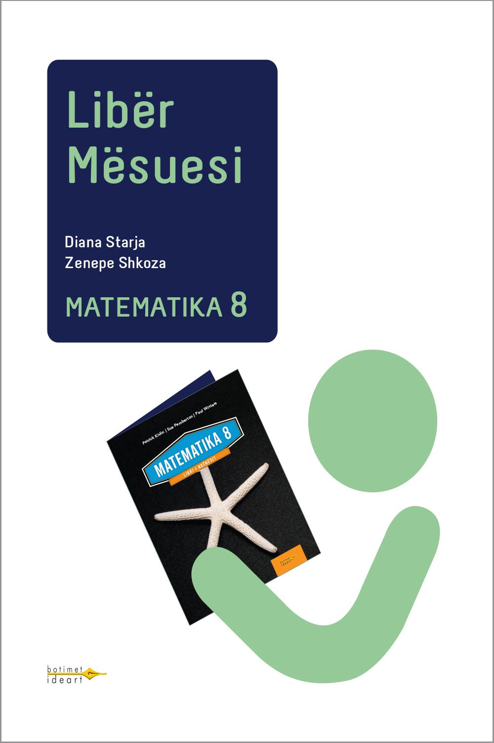 Matematika 8<br>Libër Mësuesi