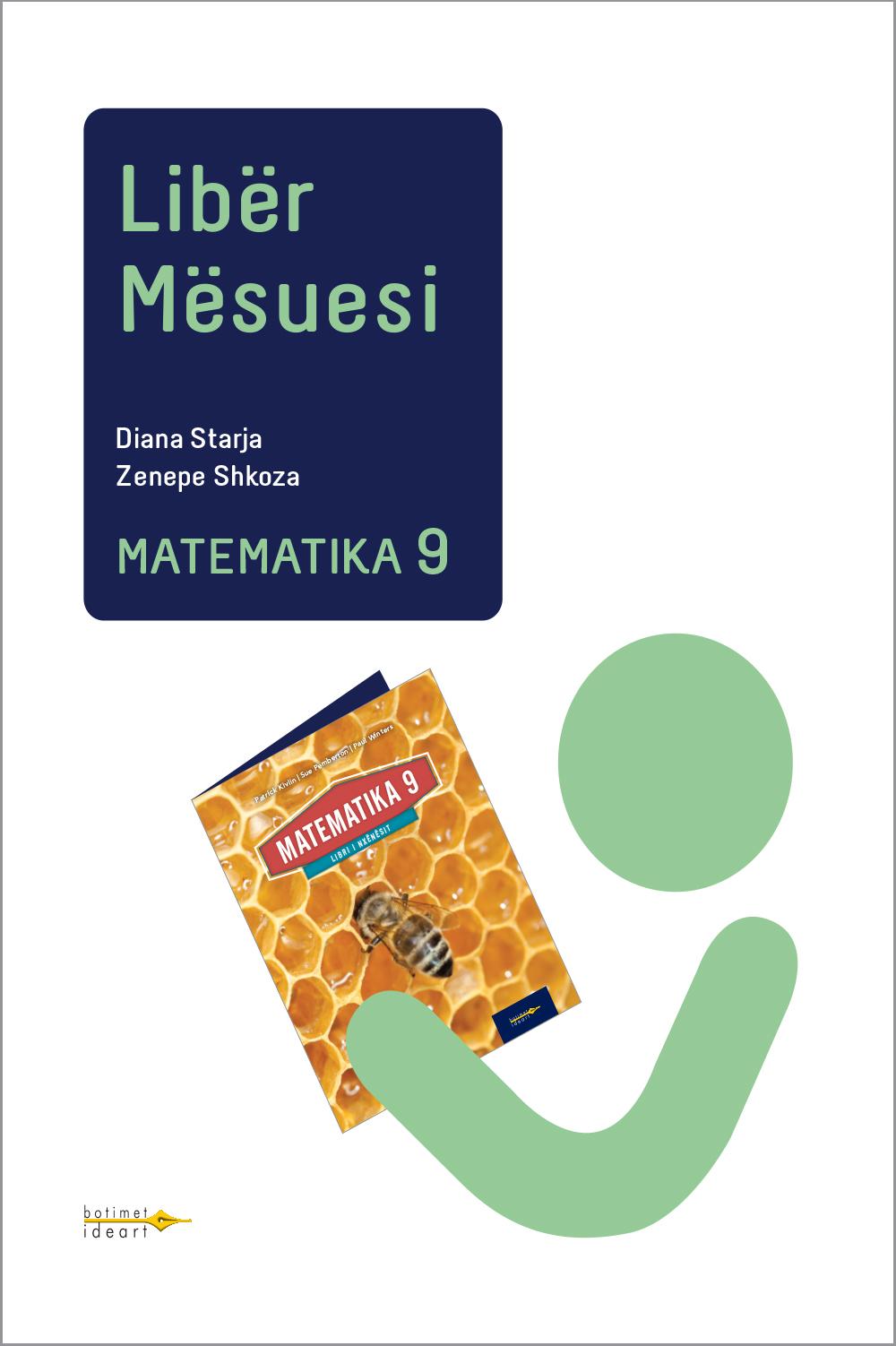 Matematika 9<br>Libër Mësuesi