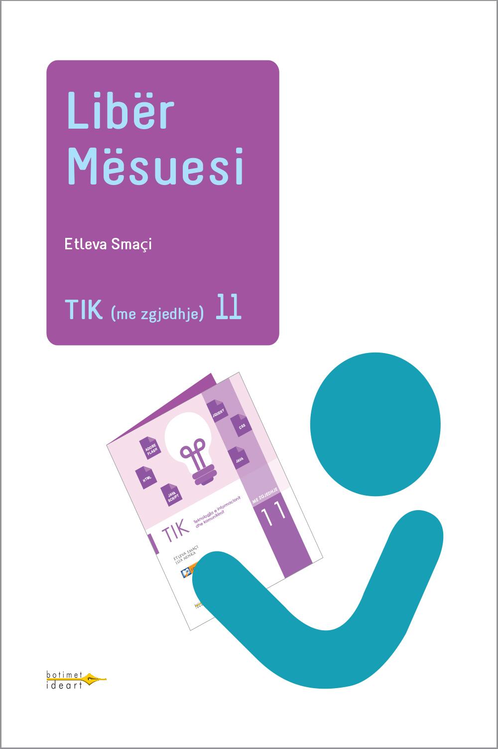 TIK 11 me zgjedhje<br>Libër Mësuesi