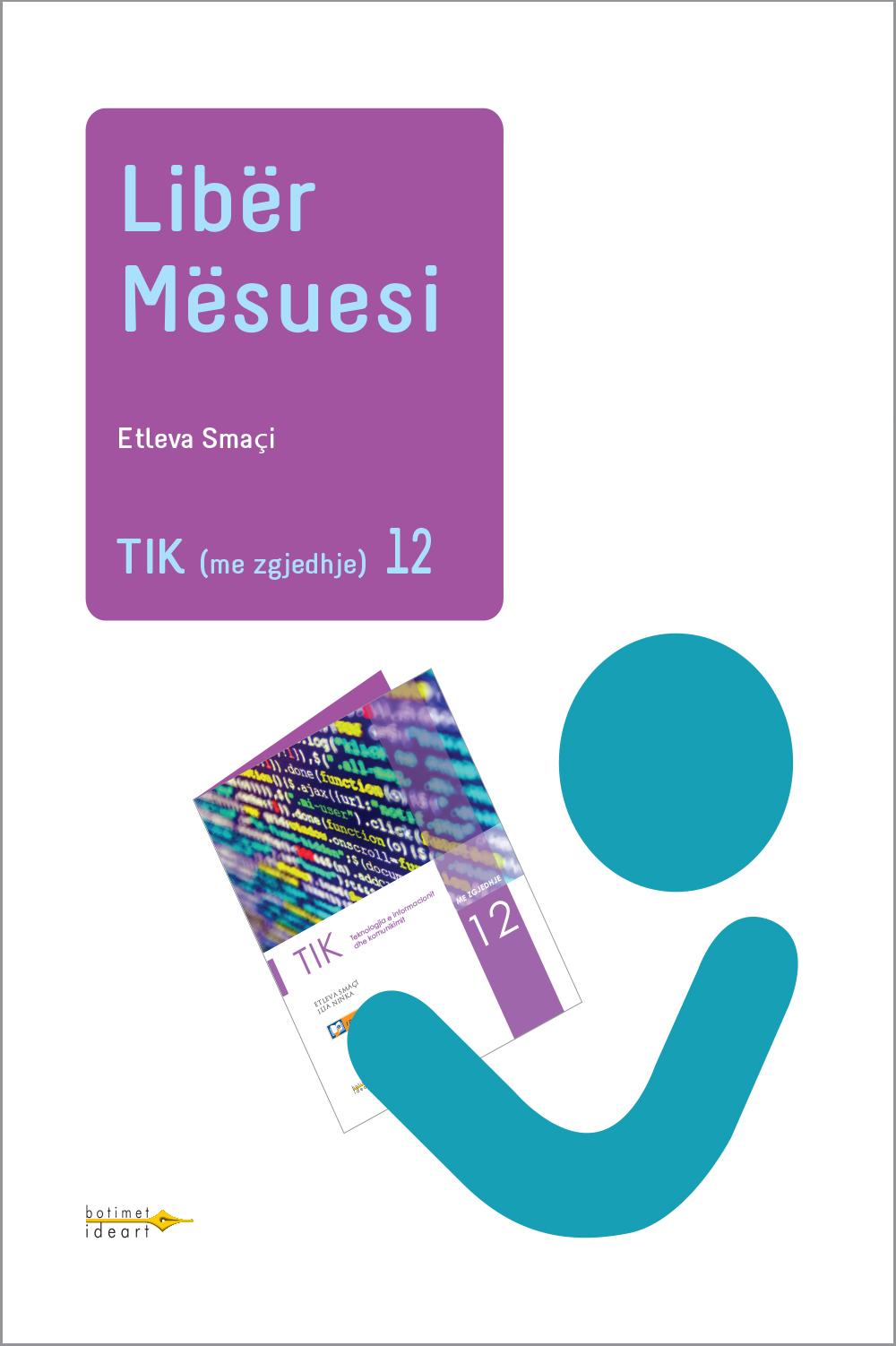 TIK 12 me zgjedhje<br>Libër Mësuesi