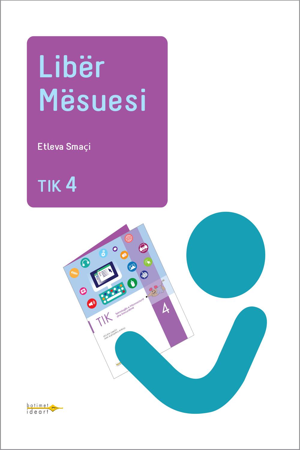 TIK 4<br>Libër Mësuesi