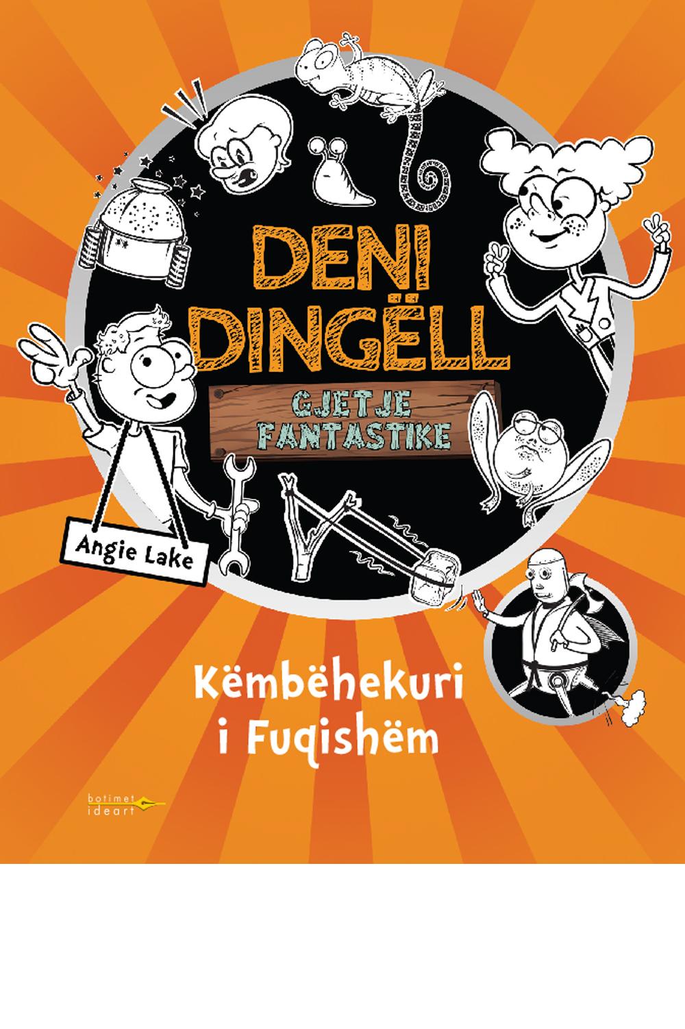 Deni Dingëll - Këmbëhekuri i Fuqishëm