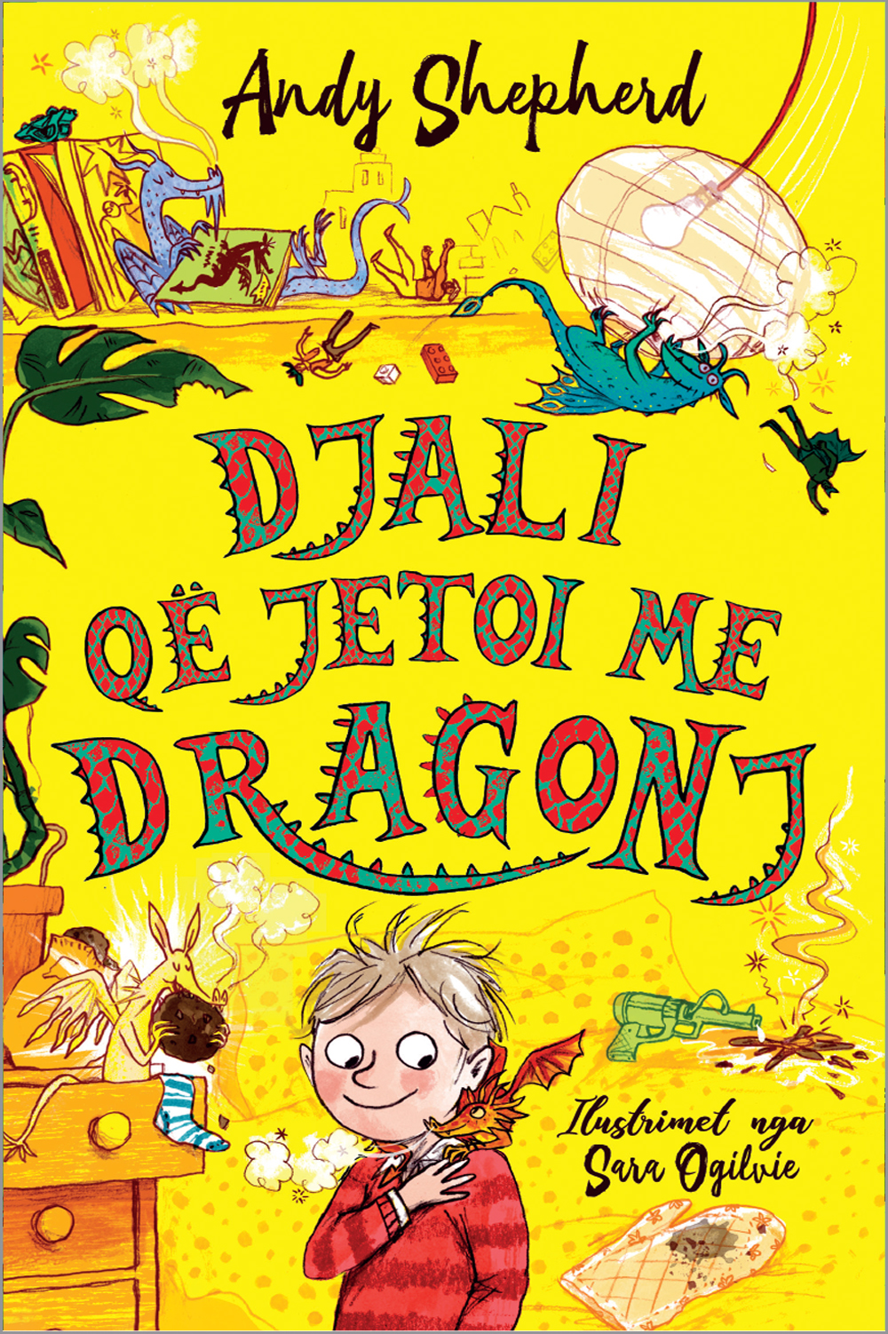Djali që jetoi me dragonj