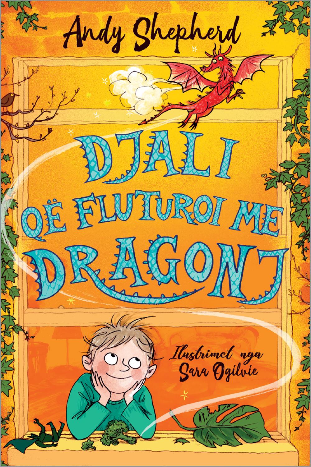 Djali që fluturoi me dragonj