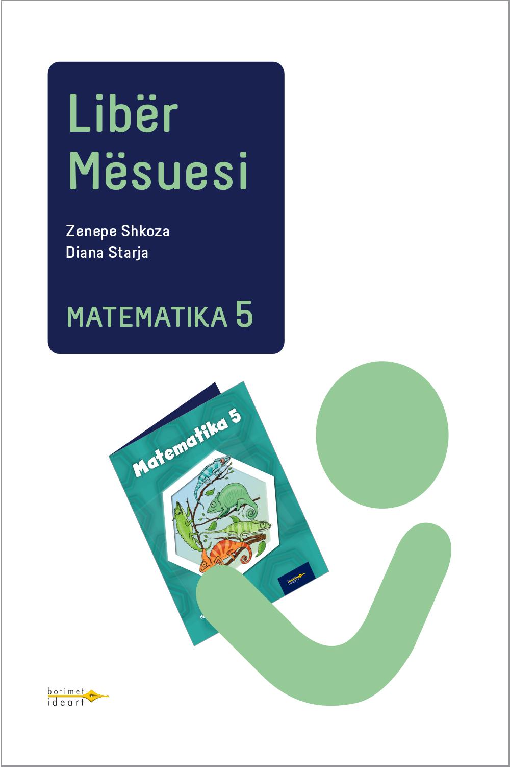 Matematika 5<br>Libër Mësuesi