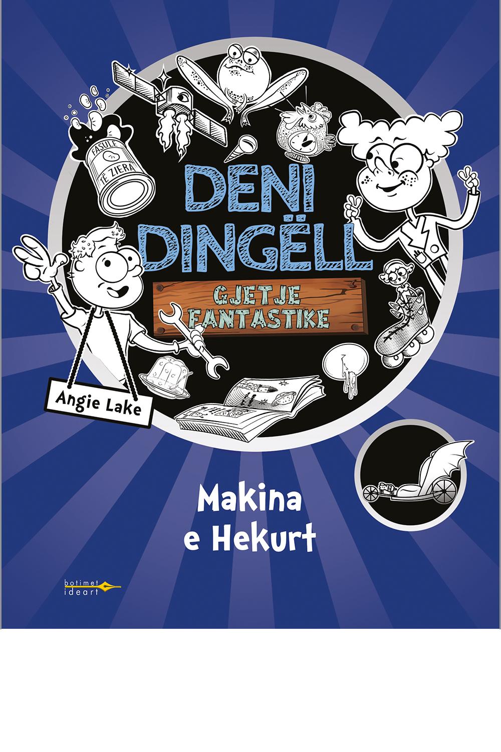Deni Dingëll - Makina e Hekurt